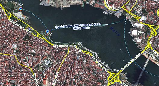 Tramvay Hattı Çalışması Nedeniyle Sahil Yolu Trafiğe Kapandı