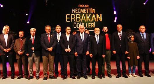 Erbakan Ödülleri 24 Nisan'da Sahiplerini Buluyor