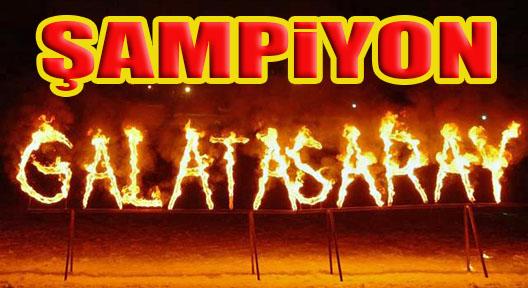 Galatasaray Spor Toto Süper Lig Şampiyonu