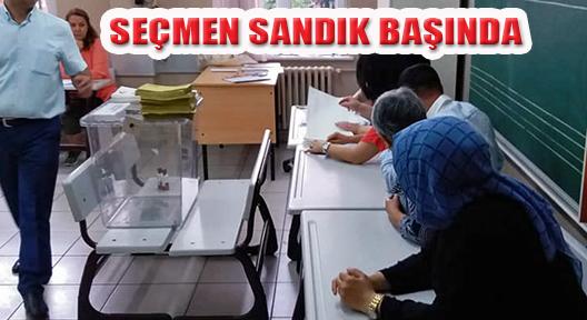 Türkiye 13. Cumhurbaşkanı'nı ve 27. Dönem TBMM'yi Seçiyor