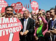 İBB'ye Ataşehir'den Çıplak 'İmar' Eylemi