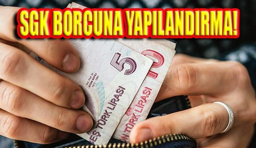 VERGİ AFFI TBMM'DE KABUL EDİLDİ