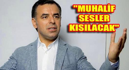 'GAZETELERE AKIL DIŞI CEZA YÖNTEMİ'