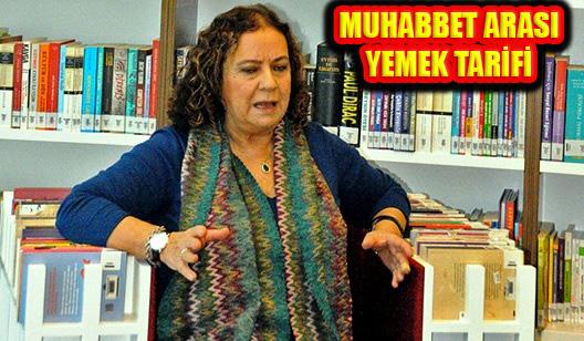 DENİZ TÜRKALİ'DEN 'MUHABBET ARASI YEMEK TARİFLERİ'