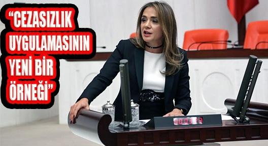 İLGEZDİ 'ADALET ÖLDÜ, ETHEM SARISÜLÜK YAŞIYOR'