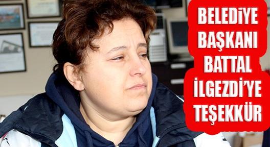 ZEYNEP ÖZCAN 'FUTBOL OKULU, ALT YAPIMIZI GARANTİLEDİ'