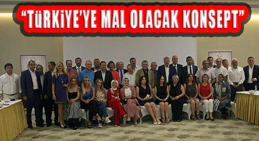 """SADİ ÖZATA """"BİRLİK VE BERABERLİĞİN GÖSTERİSİNİ YAPALIM"""""""