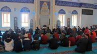 Mimar Sinan Camii'nde Şehitler İçin Kuran Tilaveti