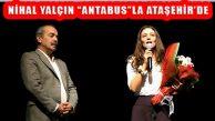"""Nihal Yalçın Tek Kişilik Oyun """"Antabus"""" ile Ataşehir'de"""