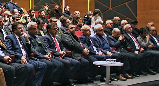 Ataşehir'de Sarıkamış şehitleri Anma Etkinliği Düzenlendi