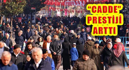 Alemdağ Caddesi Prestijine 'CADDE PRESTİJİ' Kattı