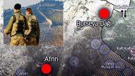 TSK ve ÖSO Barşah – Burseya Dağı'nı ele geçirdi
