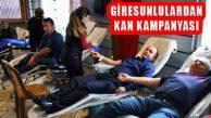 Ataşehir Giresunlulardan Afrin'e Kan Bağışı İle Destek