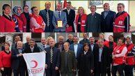Kızılay Ataşehir Şubesi'nden Kan Bağışçılarına Plaket