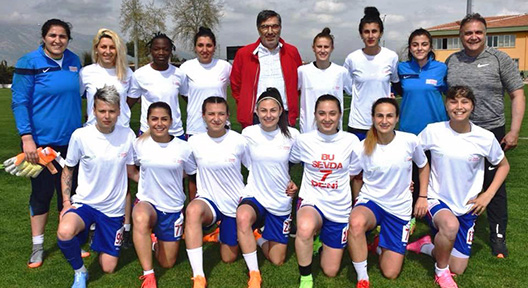 Ataşehir Belediye Spor 1.Lig Şampiyonluğuna Gidiyor