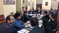 Çankırı Vakfı Yönetim Kurulu Görev Dağılımı Yaptı