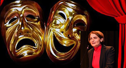CHP'li Kaftancıoğlu Dünya Tiyatro Günü'nü Kutladı