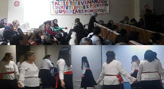 PSAKD'da 8 Mart Kadınlar Günü Etkinliği Düzenlendi