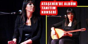 Sinem Önel Albümü 'Yola Revan'ı Konserle Tanıttı
