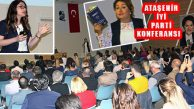 İyi Parti Ataşehir 'Susmuyoruz Suça Ortak Olmuyoruz'