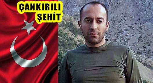 Çankırılı Mustafa Yorulmaz Hakkari'de ŞehitOldu