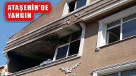 Ataşehir Kayışdaığı'nda Yangın: 1 Ölü, 3 Yaralı Var