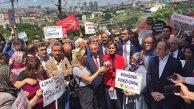 CHP İstanbul'dan Kentsel Dönüşüm Mağdurlarına Destek