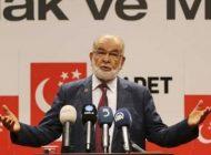 Saadet Partisi Cumhurbaşkanı Adayı Açıklandı