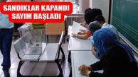 24 Haziran Seçimi Bitti Sandıklar Kapandı Oy Sayımı Başladı