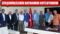 Ataşehir İlçe MEM'de Eğitim Ailesi Bayramlaştı