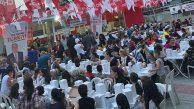 Yeni Çamlıca Mahallesinde Ramazan Coşkusu