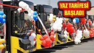 İETT İstanbul'da Toplu Taşımada Yaz Tarifesine Geçti