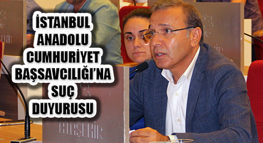 Ak Parti Meclis Grubundan Abdullah Der'e Suç Duyurusu