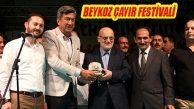 Beykoz'da Çankırılılar ve Samsunlular Türkülerle Eğlendiler