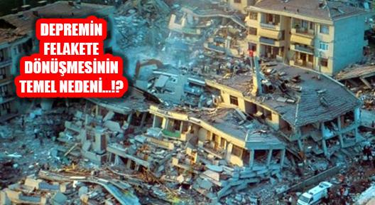 Gürsel Tekin: Depremlerden En Küçük Ders Çıkaramadık