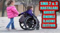 SMA Hastaları İlaç İstiyor: #SağlıkBakanısuSMA