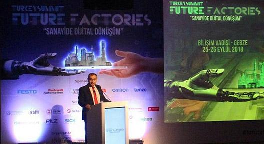 Geleceğin Fabrikaları ve Dijital Dönüşüm Masaya Yatırılıyor