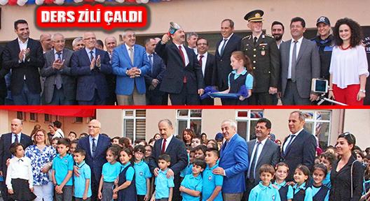 2018-2019 Eğitim-Öğretim Zili Ataşehir Halil Atamavcı'da Çaldı
