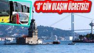 Okulların Açılacağı 17 Eylül'de İstanbul Ulaşımı Ücretsiz