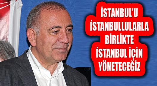 İstanbul'u Akılla Bilimle 22'inci Yüzyıla Taşıyacağız