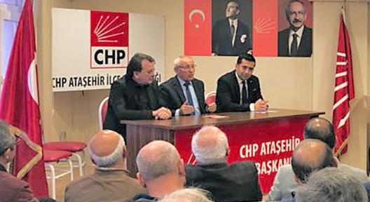 Oktay Öcal Belediye Başkan A.Adaylığına Başvurdu