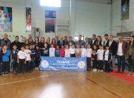 Türkiye Sportif Yetenek Taraması Ataşehir'de Devam Ediyor