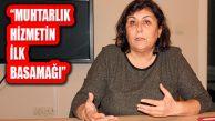 Vesile Özdemir, 'Vatandaş Kurumlara Ulaşabilirlik İstiyor'