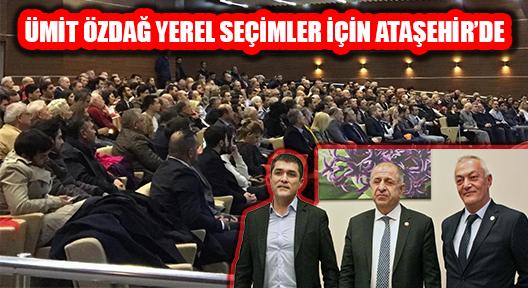 Ümit Özdağ Yerel Seçime Giderken İYİ Parti'yi Anlattı
