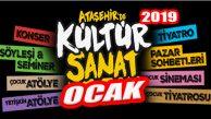 Ataşehir'de Yeni Yıl Yeni Etkinliklerle Geliyor