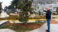 Atatürk Mahallesi'nin Yeni Parkı Yakında Hizmete Açılıyor