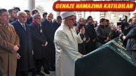 Binali Yıldırım ve Süleyman Soylu Ataşehir'de Cenaze Törenine Katıldı