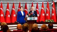 İYİ Parti ve CHP 31 Mart Yerel Seçimlerde İşbirliğinde Uzlaştı