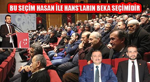 Adem Boz, Ataşehir'de Zaferi Biz Elde Edeceğiz