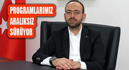 Mehmed Emin Özkaya, 'Herkesi Kucaklayacak Ekip Oluşturacağız'